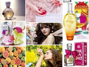 10 Весенних фруктовых ароматов для женщин