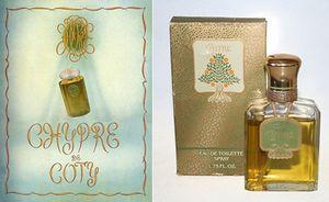 5 Cамых популярных ароматов прошлого столетия