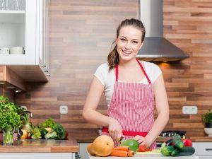 5 Секретов приготовления вкусной и здоровой пищи