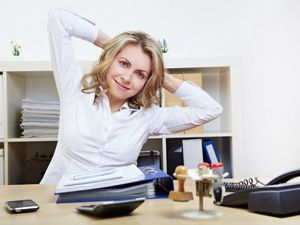 5 Упражнений для офиса, которые можно сделать прямо сейчас