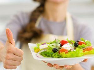 6 Шагов к здоровому питанию