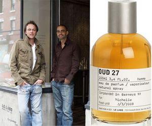 Альтернативная парфюмерия: le labo