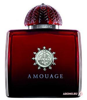 Amouage lyric woman — розовое зелье