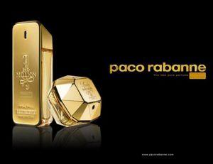 Аромат lady million от paco rabanne