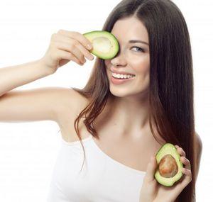 Авокадо — фрукт для ухода за кожей лица