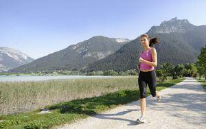 Бег – лучший способ скинуть пару лишних килограммов