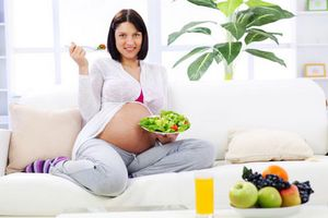 Беременность. правильное питание