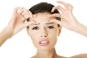 Борьба с расширенными порами на лице