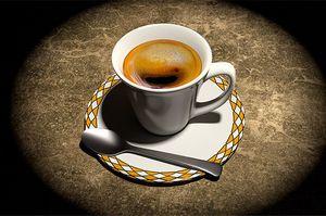 Чашка кофе как источник стресса и ожирения