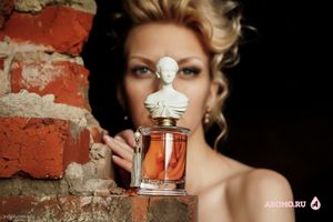 Цветение сакуры и строки хокку. cio cio san mdci parfums