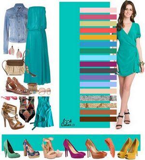 Цветной вопрос: 5 правил сочетания цветов