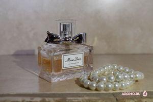 Dior miss dior: элегантный цветочный шипр