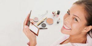 Дневной макияж для карих, зеленых, голубых и серых глаз: пошаговые уроки