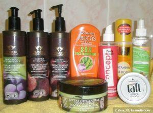 Домашние средства для ухода за волосами летом