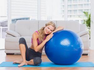 Фитнес дома – занятия для ленивых