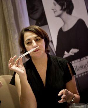 Французский парфюмер софи лаббе (sophie labbe)