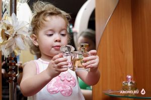 «Хочу как мама!» или парфюмерия для малышки