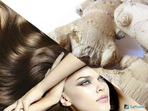 Эффективные маски для лица и волос из имбиря