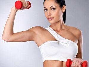 Эффективные упражнения для сильных и красивых рук