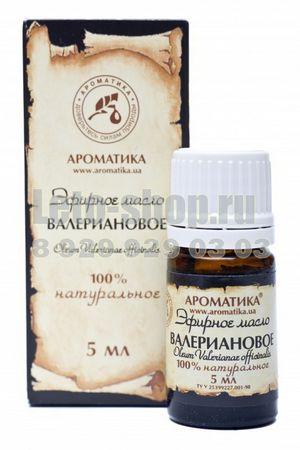 Эфирное масло валерианы