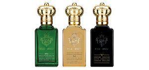 Эксклюзивные ароматы от клайва кристиана: no.1, x, 1872