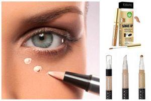 Как добиться эффекта красивых глаз с помощью консилера