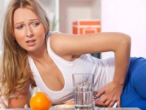 Как избавиться от тяжести в желудке?