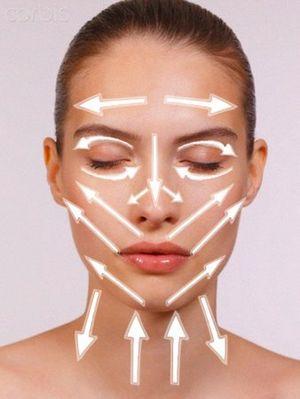 Как эффективно и правильно наносить на лицо крем?