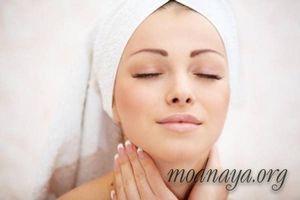 Как очистить кожу лица