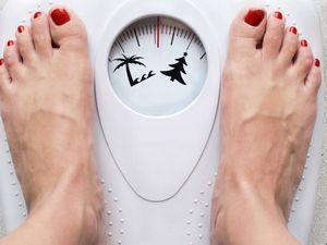 Как похудеть к новому году за два дня?
