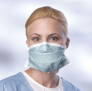 Как правильно одевать медицинскую маску?