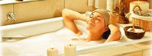 Как правильно принимать ванны для похудения