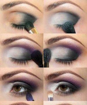 Как сделать идеальный макияж для карих глаз