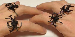 Как сделать из резинок паука - инструкции и схемы плетения на станке и рогатке с фото и видео