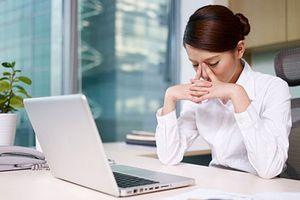 Как уберечь здоровье глаз офисному работнику