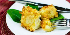 Как вкусно приготовить цветную капусту на сковороде: быстрые рецепты