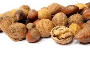 Какие орехи можно есть?