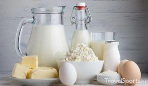 Какие продукты содержат много фосфора
