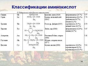 Классификация парфюмерии