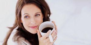 Кофе для похудения: как пить зеленый напиток с имбирем