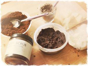Кофейный скраб – волшебное средство для лица и тела