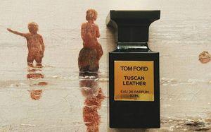 Кожаные и древесные ароматы