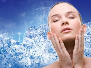 Криомассаж: лечение холодом