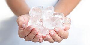 Лечение холодом: лед для красоты и здровья