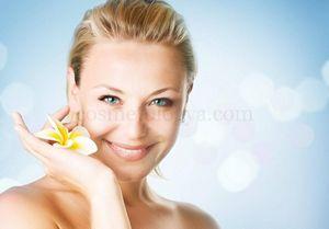 Лечение жирной кожи и косметических изъянов растениями