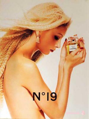 Легендарные ароматы: chanel №19