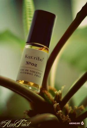 Лесное чудо с экзотическим названием - kar.ribe № 02 от nikkos-oskol fragrance