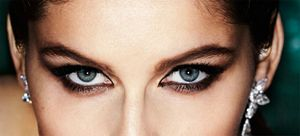 Макияж для серо голубых глаз - дневной и вечерний, фото и видео