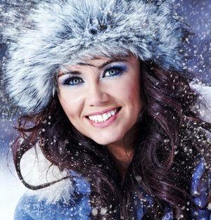 Макияж зимой: особенности и рекомендации