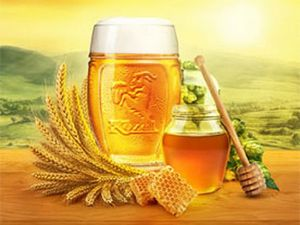 Маски против морщин из пива